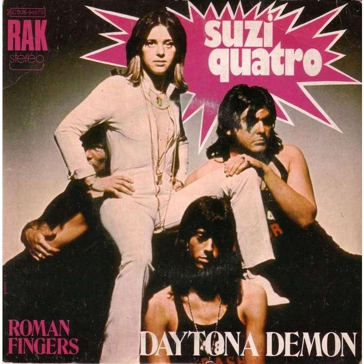 Suzi Quatro: Daytona Demon