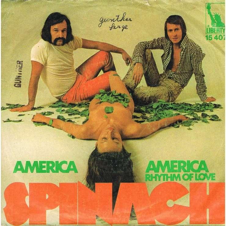 spinach america-america - rhythm of love