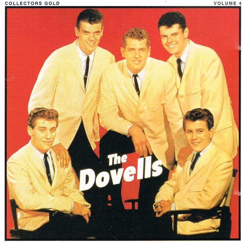 The Dovells - The Bristol Stomp - You Can't Sit Down