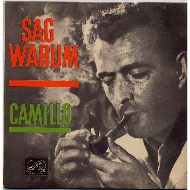 Camillo Felgen* Camillo - Petit Bonhomme (Grand Prix Eurovision 1962)