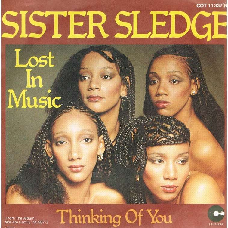 Lost In Music By Sister Sledge Sp With Lerayonvert Ref