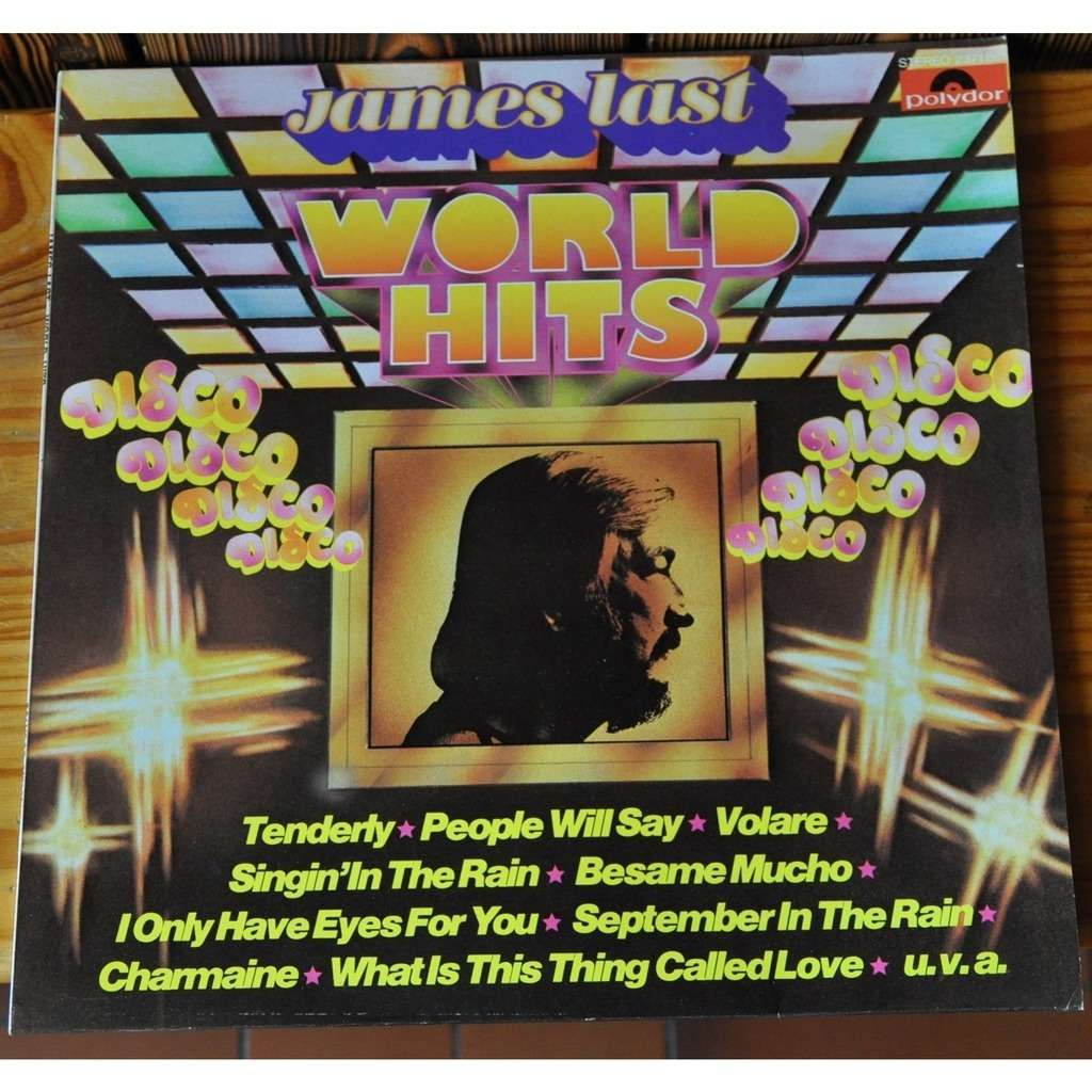 james last World Hits - Disco