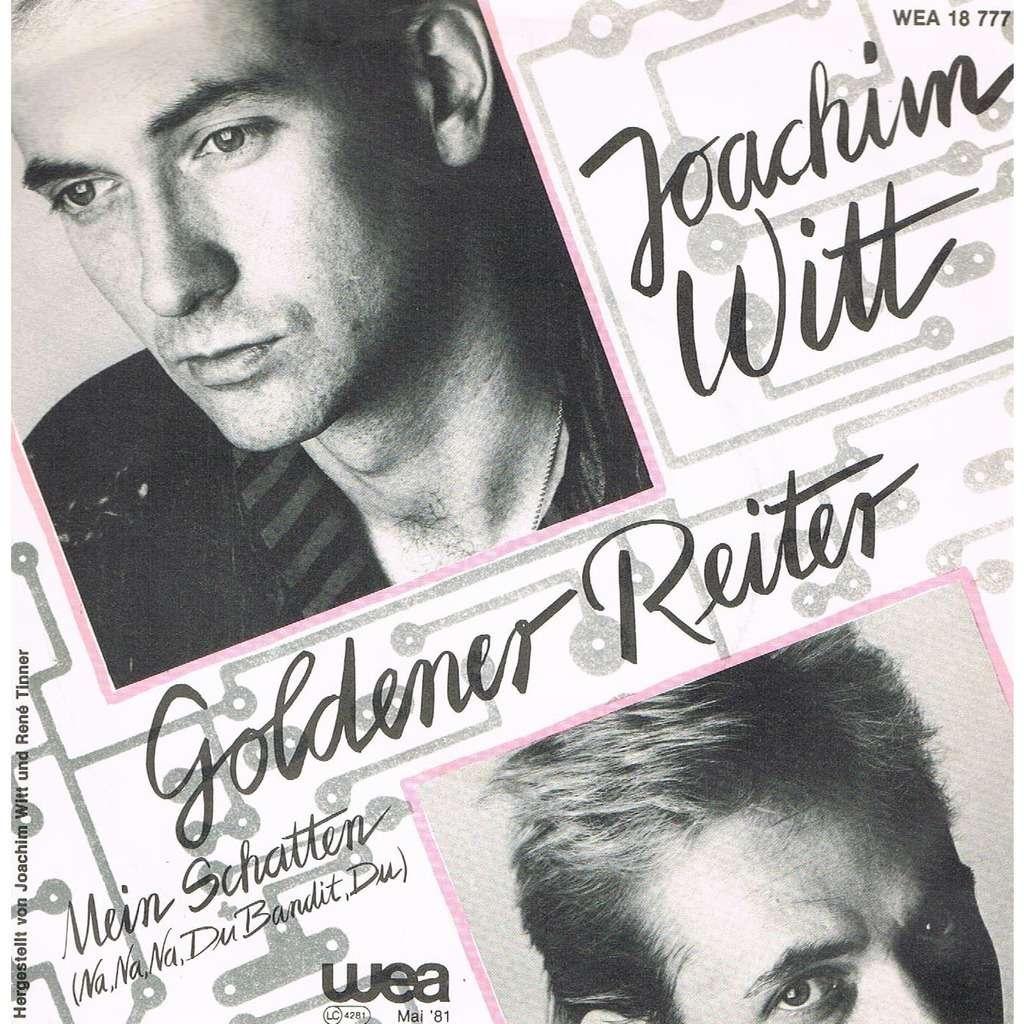 goldener reiter mein schatten by joachim witt sp with. Black Bedroom Furniture Sets. Home Design Ideas