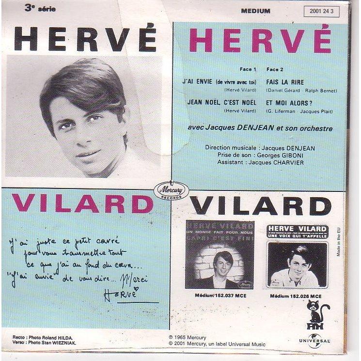 HERVE VILARD FAIS LA RIRE