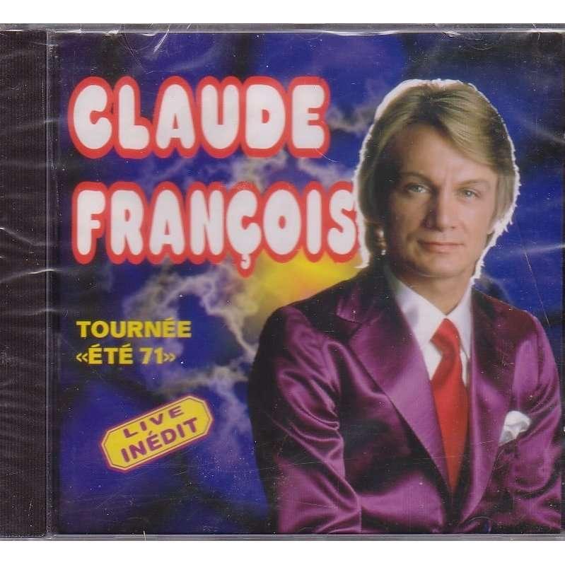claude françois tournée été 71 (live inedit)