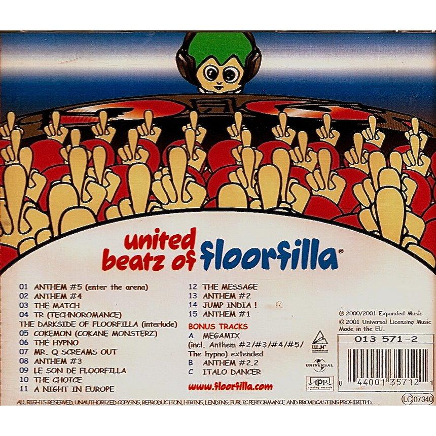 united beatz of floorfilla