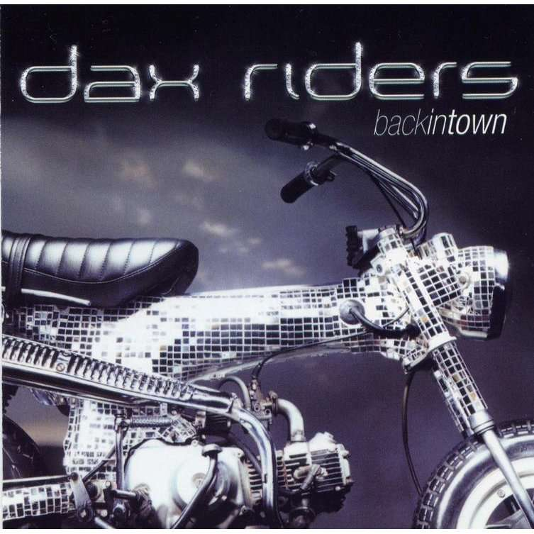 dax riders backintown