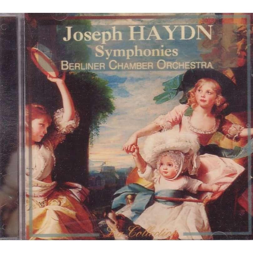 joseph haydn berliner chamber orchestra