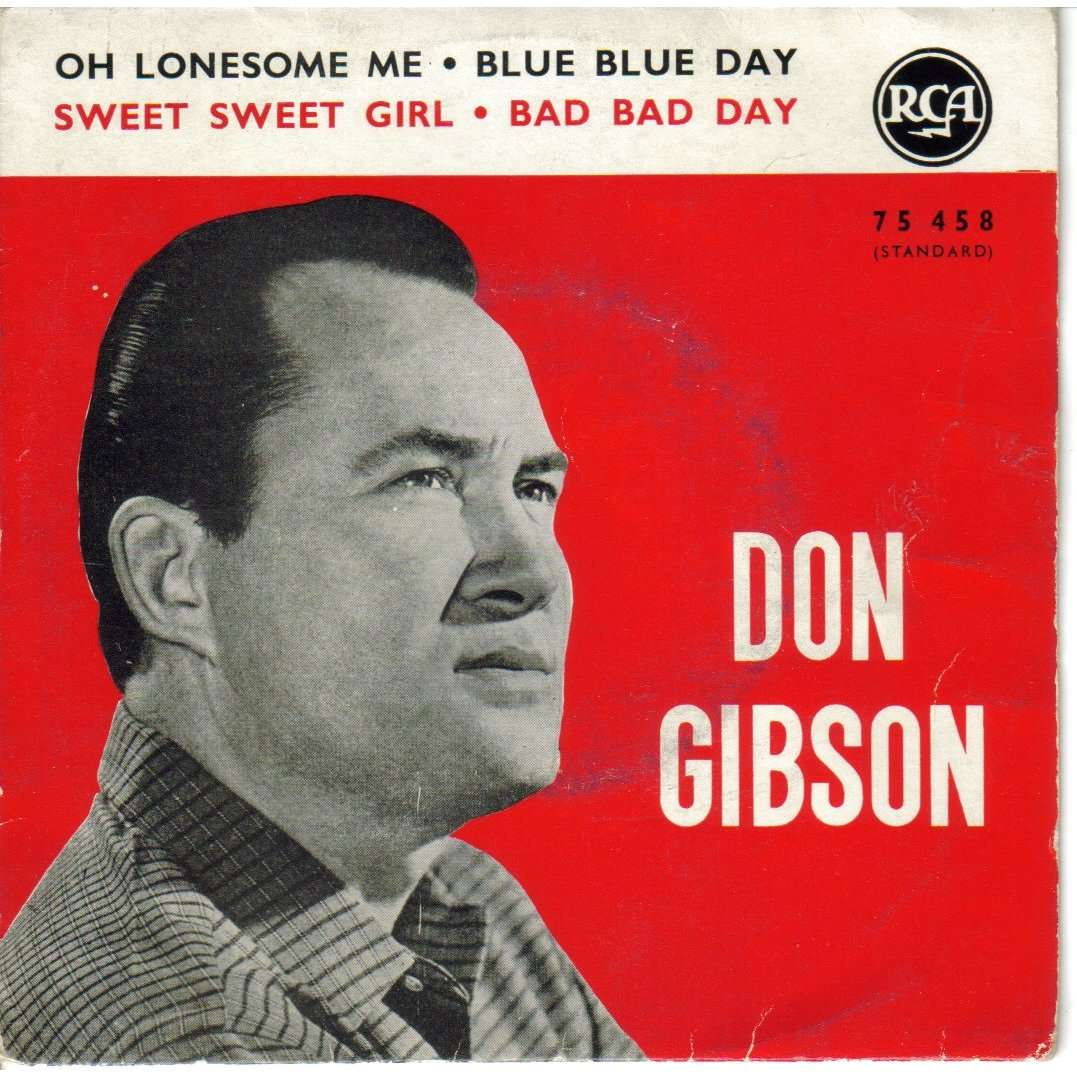 Oh Lonesome Me 3 By Don Gibson Ep With Listenandhear