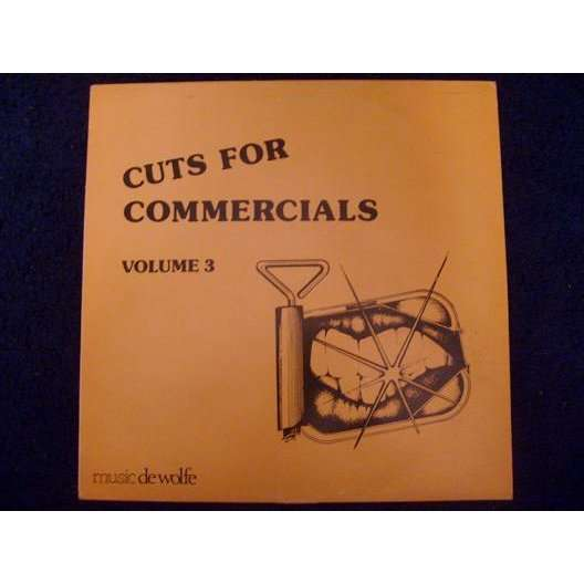 music de wolfe Cuts for commercials Volume 3