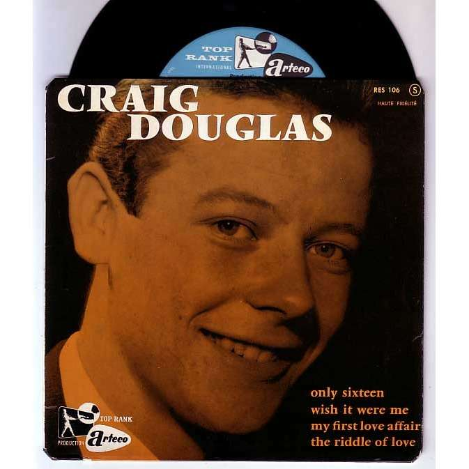 Craig Douglas Only Sixteen 3 by CRAIG DOUGLAS EP with londonbus Ref