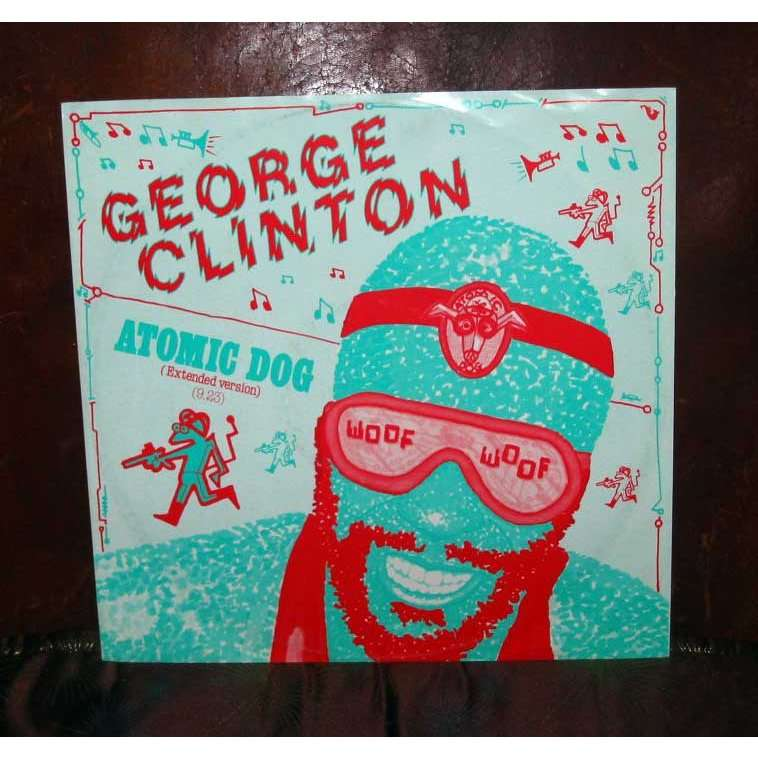 George S Clinton Atomic Dog