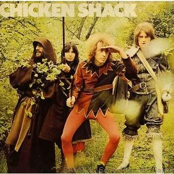 chicken shack 100 TON CHICKEN