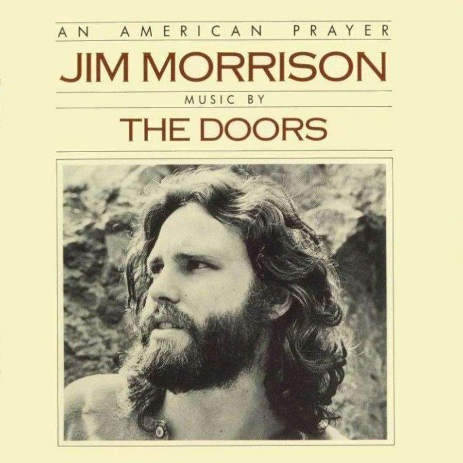 JIM MORRISON \u0026 THE DOORS AN AMERICAN PRAYER  sc 1 st  CD and LP & An american prayer by Jim Morrison \u0026 The Doors LP Gatefold with ...