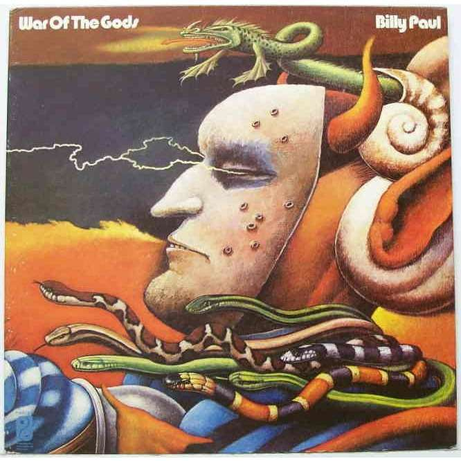 billy paul WAR OF THE GODS