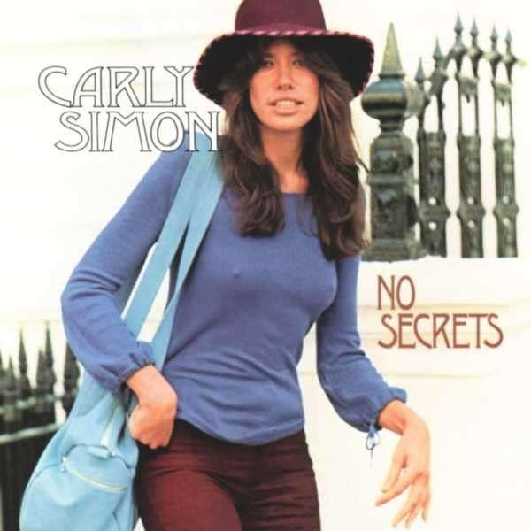 Carly Simon No Secrets Album Cover