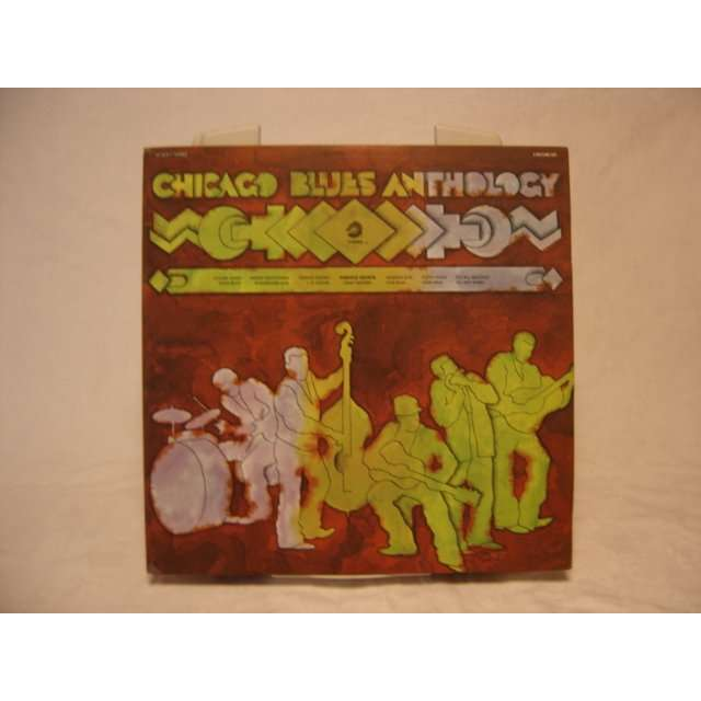 VARIOUS ARTIST CHICAGO BLUES ANTHOLOGY