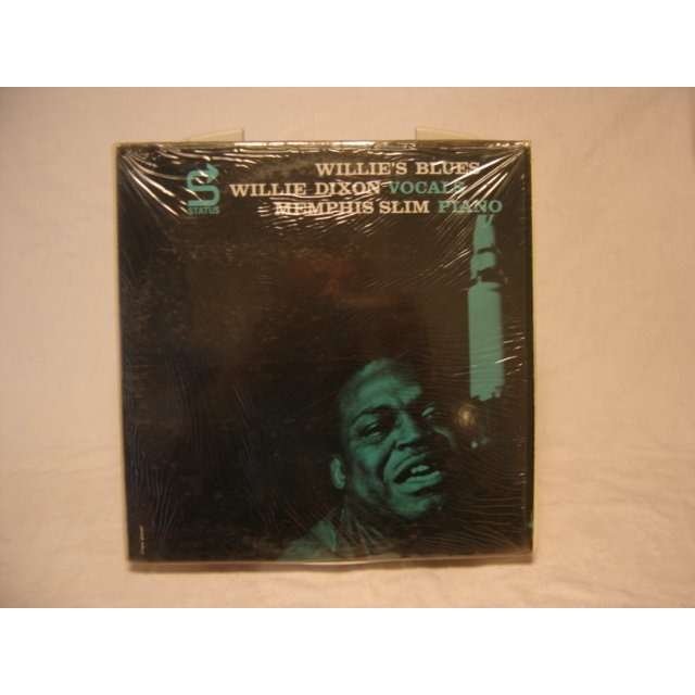 WILLIE DIXON with Memphis Slim WILLIE'S BLUES