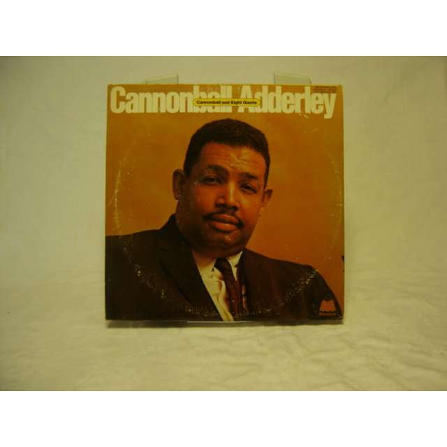 cannonball adderley Cannonball and Eights Giants
