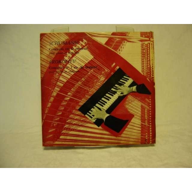 the philarmonia orchestra Schuman/Prokofiev