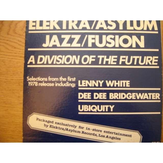 lenny white-Dee dee Bridgewater-Roy Ayer VA Jazz Fusion Sampler promo