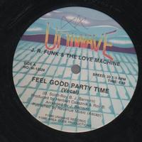 j r funk & love machine feel good party time