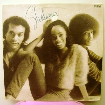 Three For Love By Shalamar Lp With Manatthan Show Ref