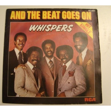 and the beat goes on by THE WHISPERS, SP with manatthan-show