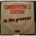 TOMORROW'S EDITION - in the groove / believe in yourself - 7inch (SP)