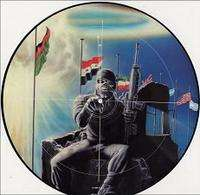 IRON MAIDEN 2 minutes to midnight (picture disc)