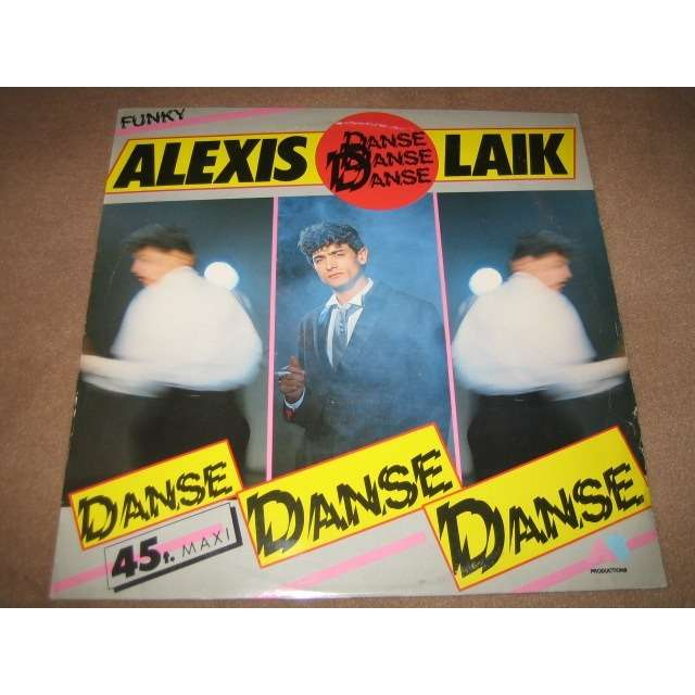 alexis laik danse danse danse