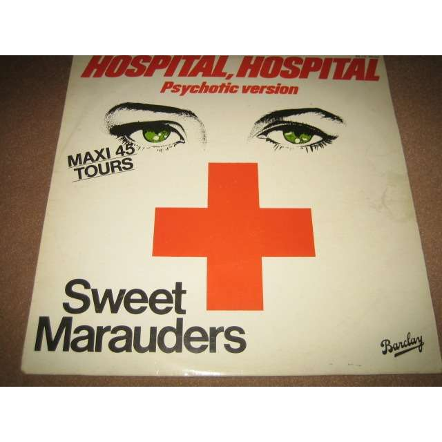 sweet marauders hospital hospital