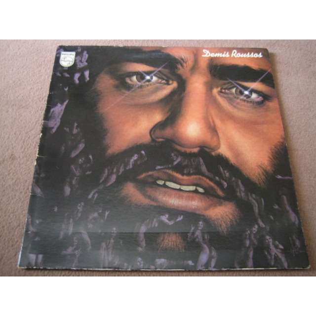 demis roussos feel like i'll never feel this way again ( inclus l.o.v.e got a hold of me) great boogie funk !!