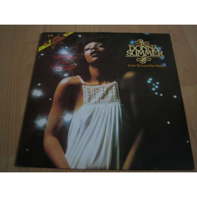 donna summer love to love you baby  GTLP008