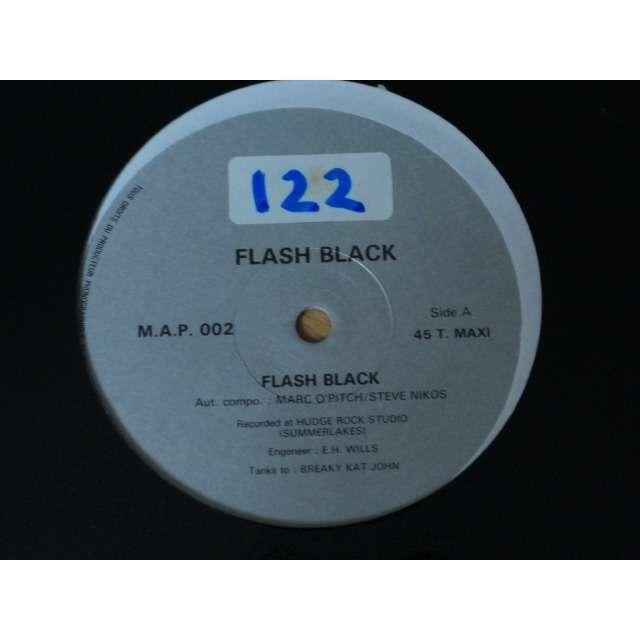 flash black flash black (white vinyl)