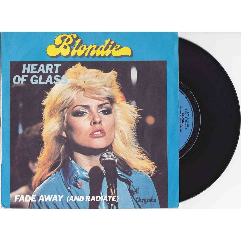 blondie heart of glass / fade away