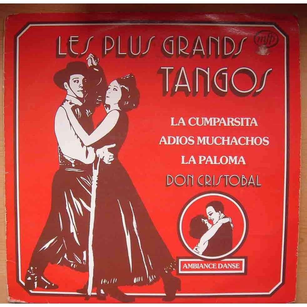 Don Cristobal - Les Plus Grands Tangos