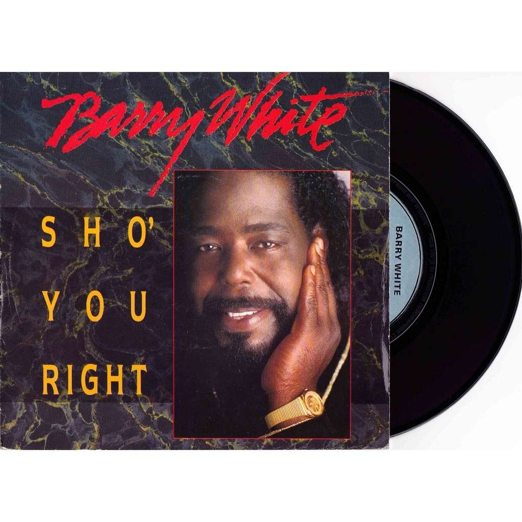 barry white sho'you right