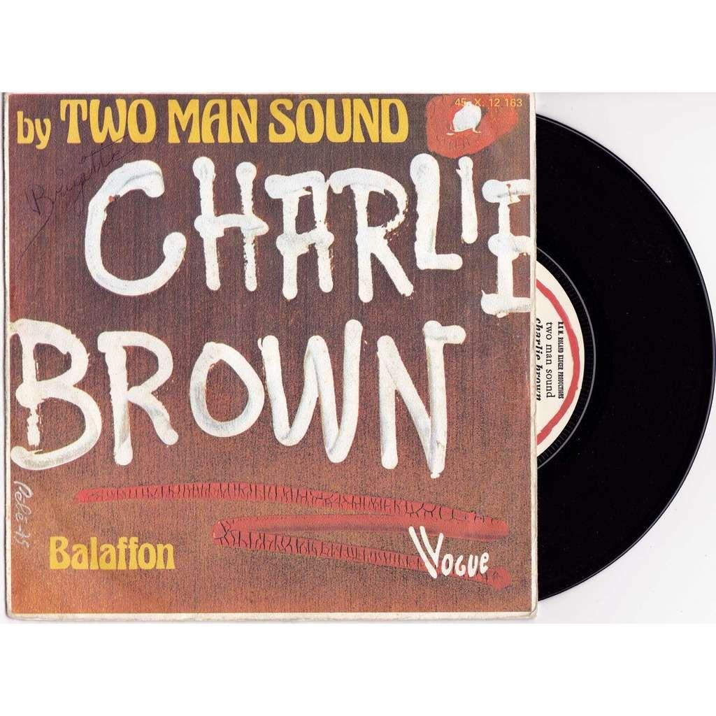 two man sound balaffon / charlie brown