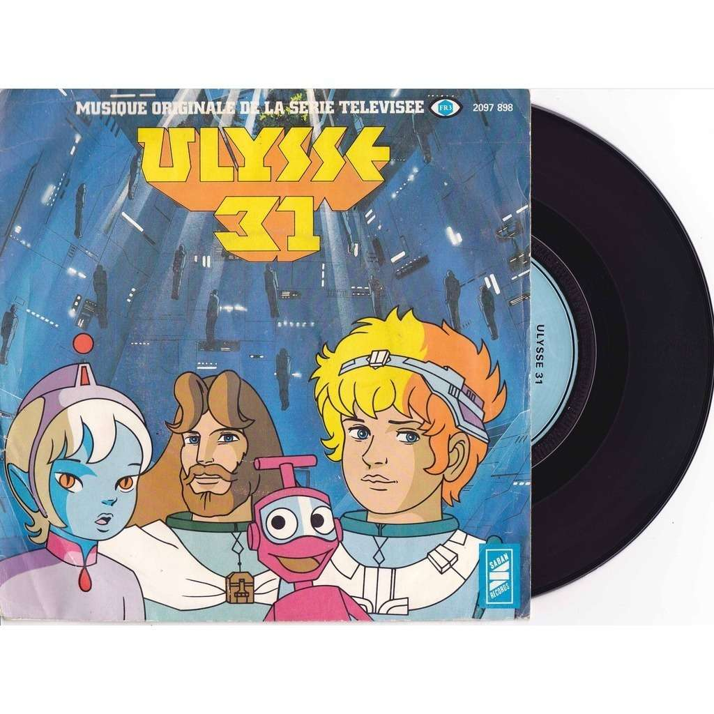Ulysse Telemaque Serie Dessin Animetv Fr3 By Ulysse 31