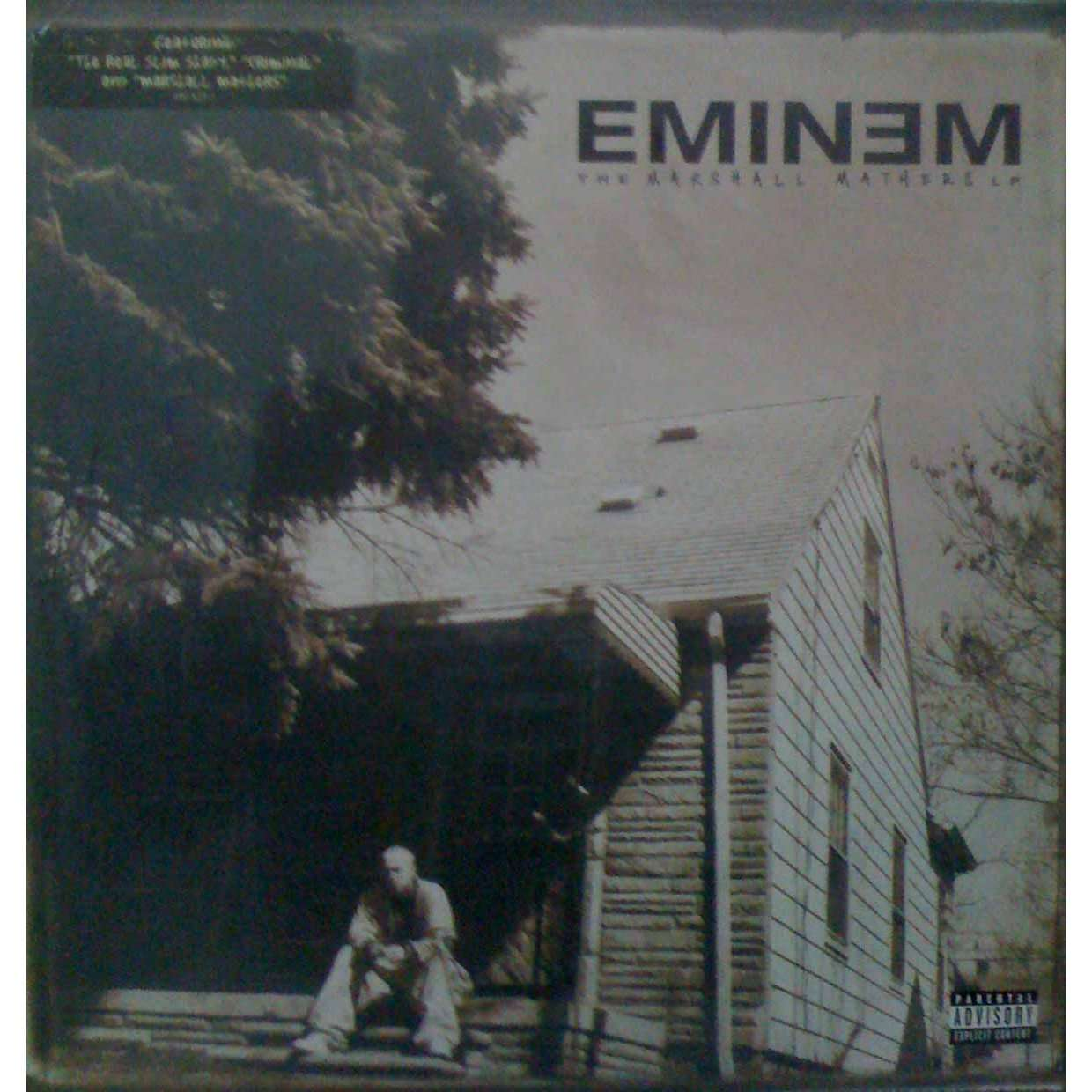 The marshall mathers by Eminem, LP with metro - Ref:113877130