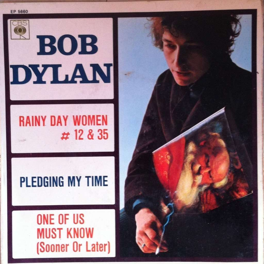 Bob Dylan Rainy Day Women Nos 12 35