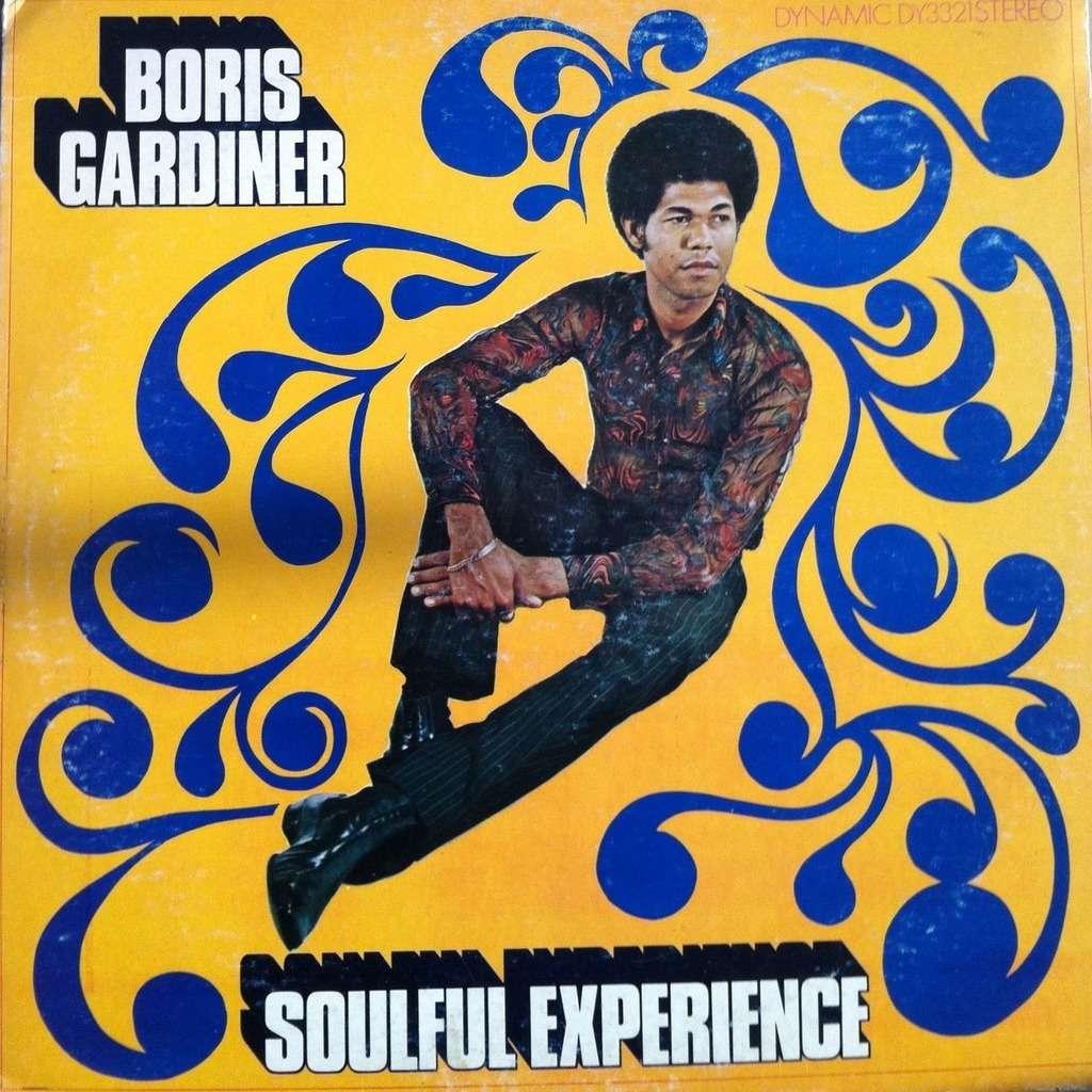 Boris Gardiner Happening Is Whats Happening