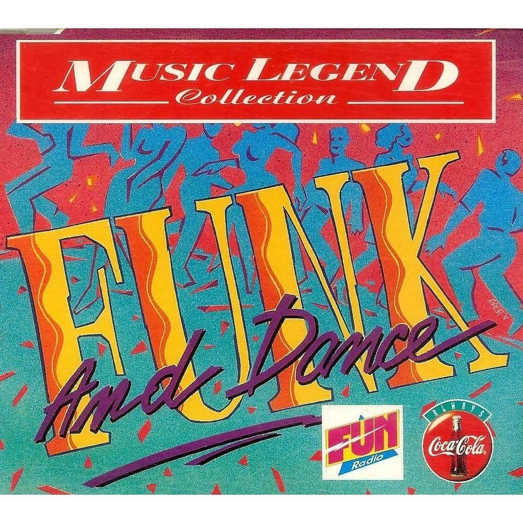 Coca Cola Music Legend Collection Funk And Dance By