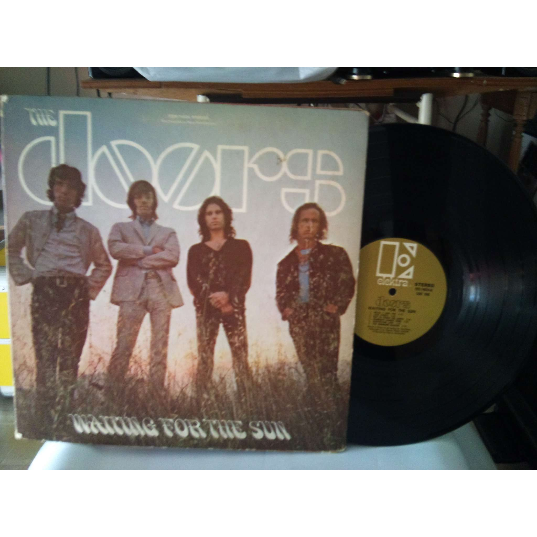 the doors WAITING FOR THE SUN  sc 1 st  CD and LP & Waiting for the sun by The Doors LP Gatefold with misterdid - Ref ...