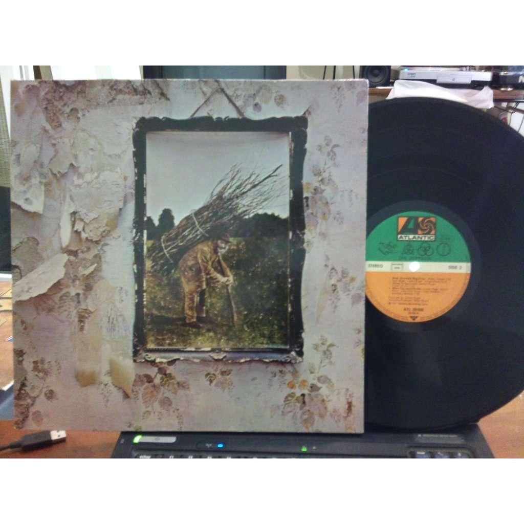 4 By Led Zeppelin Lp Gatefold With Misterdid Ref 2300131161
