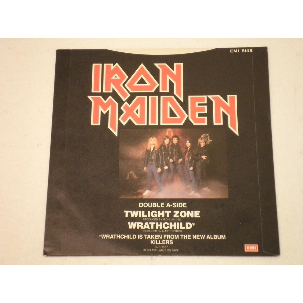 iron maiden (vinyl rouge) twilight zone