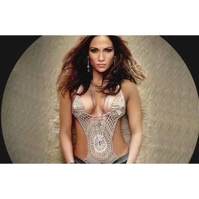 JENNIFER LOPEZ Feat PITBULL On The Floor PICTURE DISC