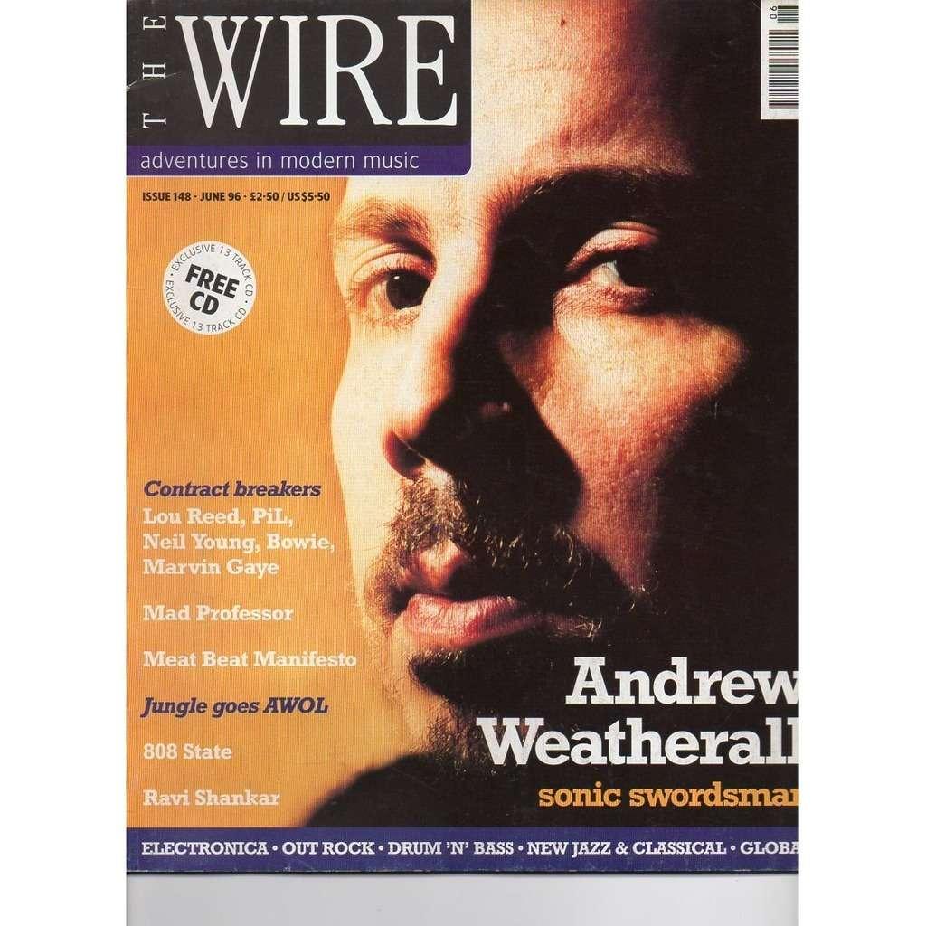 THE WIRE magazine Andrew Weatherall, 808 State, Ravi Shankar