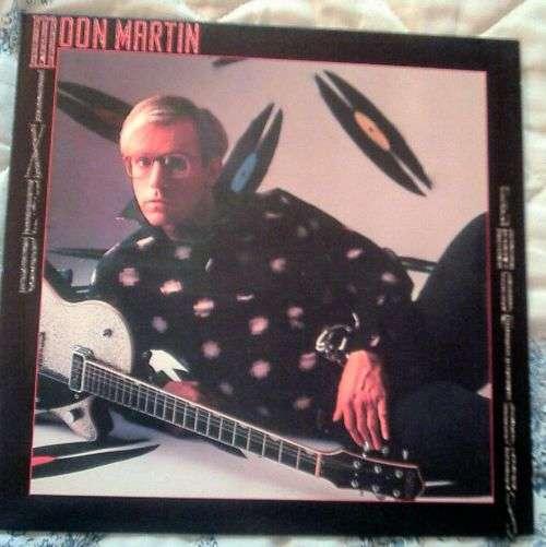 MOON MARTIN - MIXED - LP